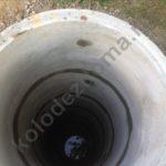 глубина колодца для воды