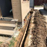 септик бетонный