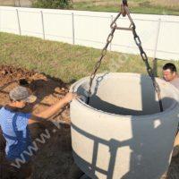 септик из бетонных колец цена под ключ