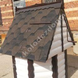 домики для колодца производство