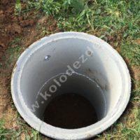 колодец для дачи шахта копка глубина