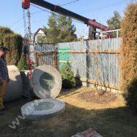 септик бетонный цена под ключ московская область