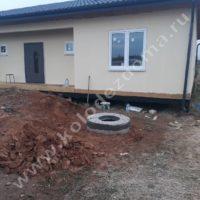 септик бетонный под ключ недорого