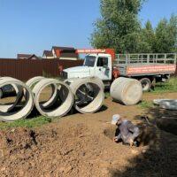 копаем шахту колодца