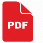 иконка pdf