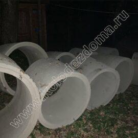 колодец для воды - установка на дачном участке