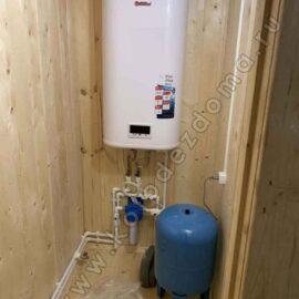 водоснабжение из колодца для дома под ключ