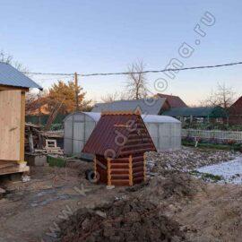 проводим воду из колодца в дом по проекту водоснабжения
