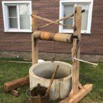 ремонт водопровода из колодца