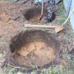 как правильно начинать копать септик