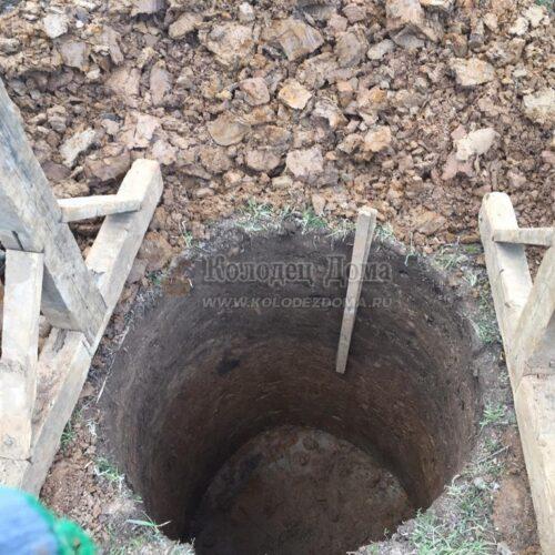 Копка колодцев в Талдомском районе Московской области