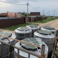 доставка материалов для бетонного септика цена