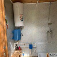 монтаж приборов водоснабжения в доме