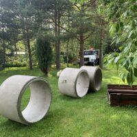 кольца для септика бетонные цена с доставкой