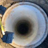 шахта колодца 10 колец глубина