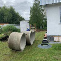 как решить проблему с канализацией на загородном участке