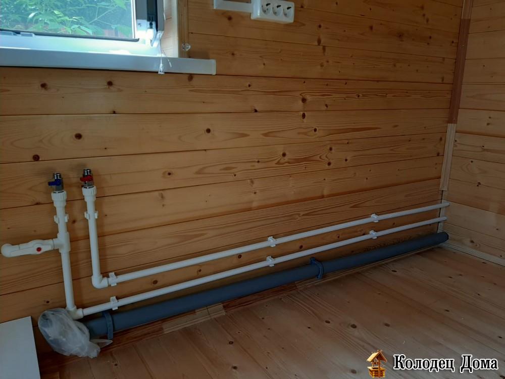Что нужно знать перед тем, как выключать дачное водоснабжение на зиму?!