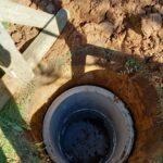 кимры септик из бетонных колец