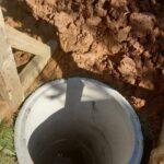 канализация из колец под ключ