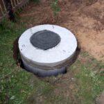 септик из бетонных колец стоимость