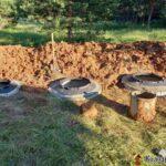 септик из бетонных колец в павловском посаде