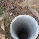 септики из бетонных колец стоимость работы