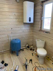 Водоснабжение в частном доме из колодца