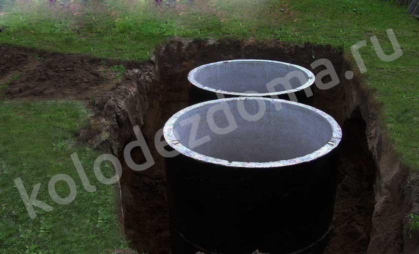 Гидроизоляция бетонного септика
