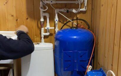 Водоснабжение и водопровод на даче и в частном доме