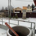 почему выгодно копать колодец зимой