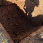 септик топас для дачи - рытье шахты под септик