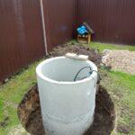 копаем колодец на даче
