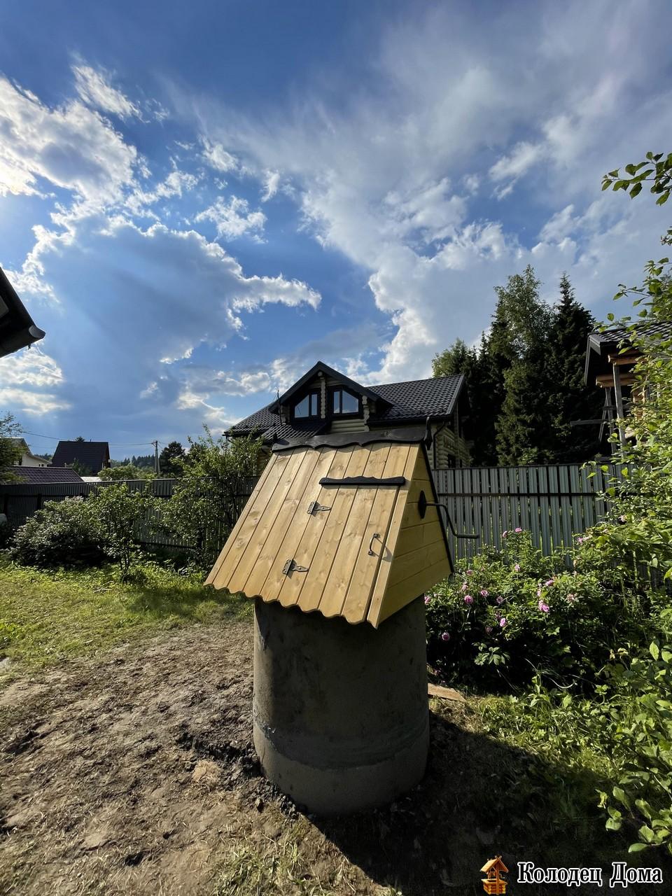 копка колодцев в Сергиевом Посаде под ключ
